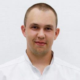 Физиотерапевт Никита Бильдяков