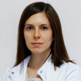 Физиотерапевт Анна Цветкова