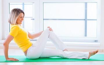 Лечебная физкультура в клинике Орторехаб