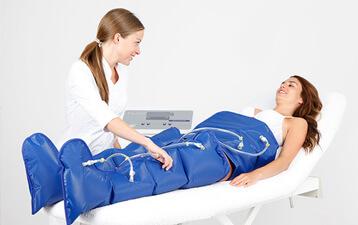 Прессотерапия для ног